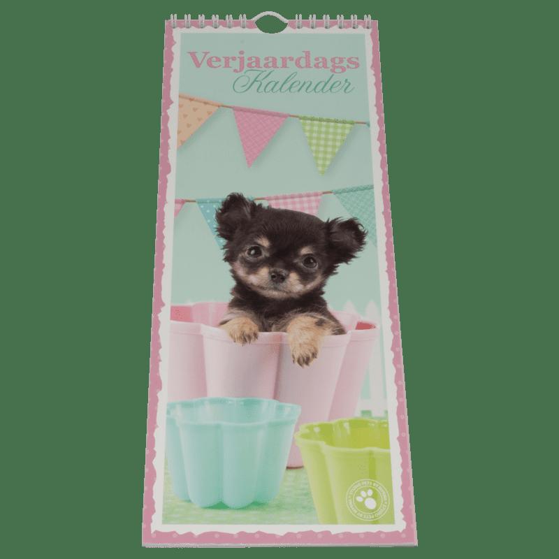 Verjaardags Kalender Van Honden
