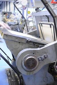 Afbeelding van een Stansmachine